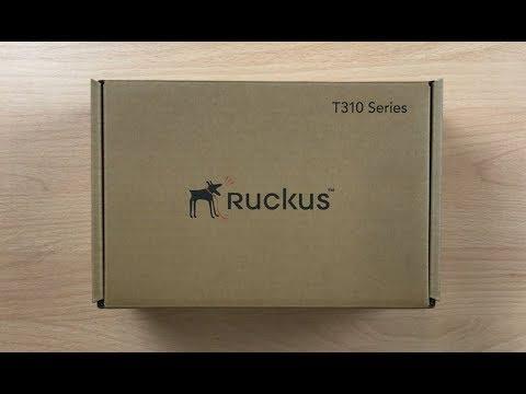 Мини-обзор: Точка доступа Ruckus T310d