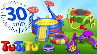 تو تي تو   أفضل لعب لاستنفاذ طاقة الأطفال