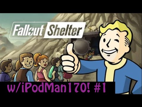 Let's Play! Fallout Shelter #1 - The Best Vault!