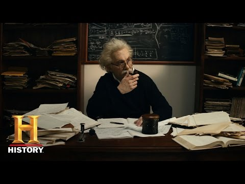 Secrets of Einstein's Brain: One Brain's Journey | History