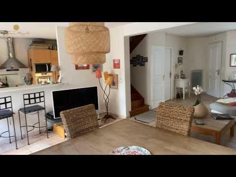 Chambourcy Maison 4 Chambres Avec Jardin Youtube