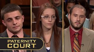 Man Returns After Learning First Child Was Not His (Full Episode)   Paternity Court
