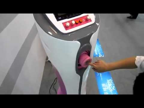 Sperm donation video - Chinese sperm collecting machine from YouTube · Duration:  23 seconds