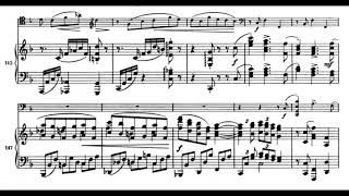 Brahms - Sonata for Cello and Piano no. 2, Op. 99 (du Pre, Barenboim)