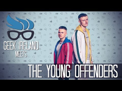 Interview with The Young Offenders aka Chris Walley and Alex Murphy