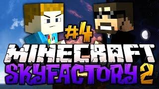 "Minecraft | SkyFactory 2 (Modded SkyBlock) - Ep: 4 ""MEAT POLES"""