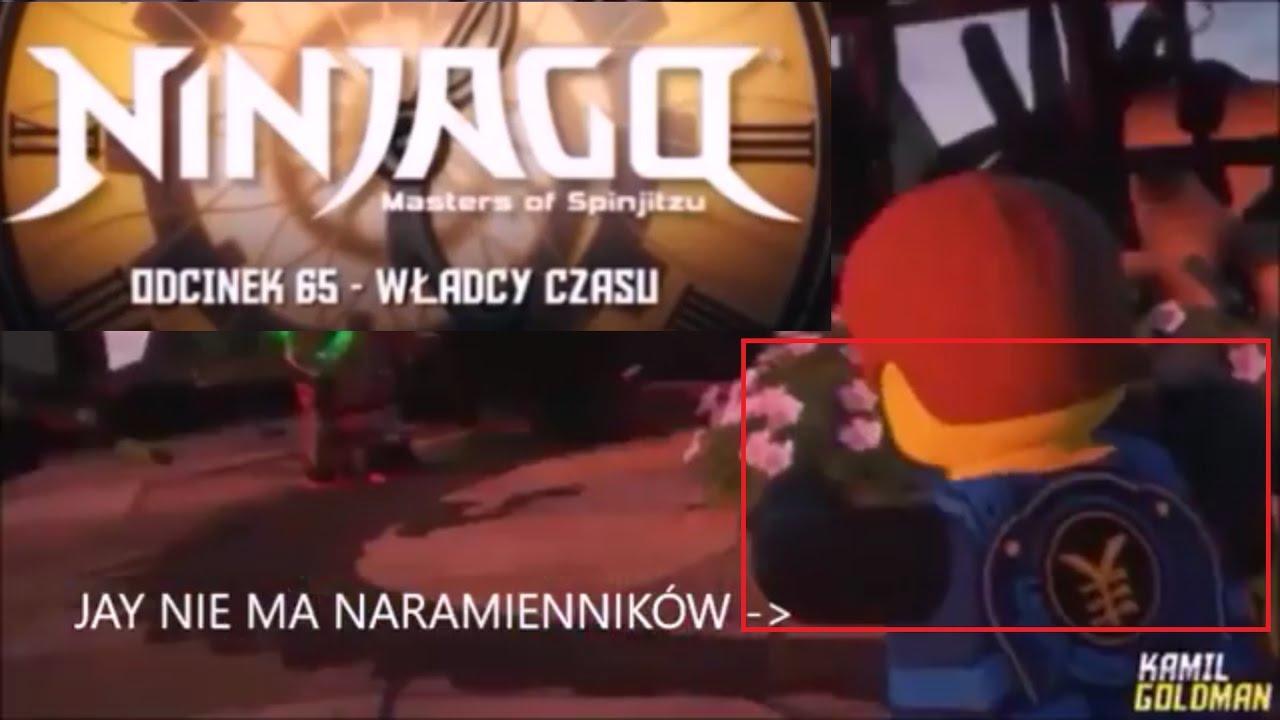 Ninjago 65 Władcy Czasu Błąd Rzeczowy Na Filmie Youtube