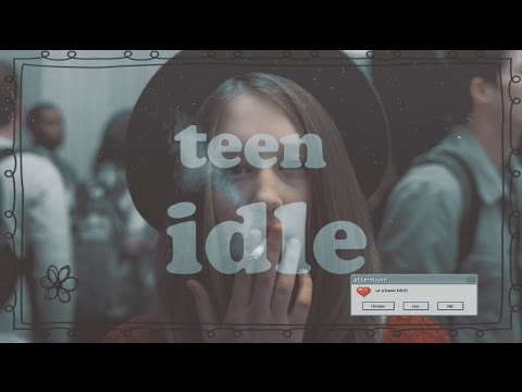 ►AHS Violet Harmon || Teen idle