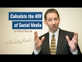 "Marketing Minute 044: ""Social Media's Return on Investment"" (Personal Branding / Marketing Yourself)"
