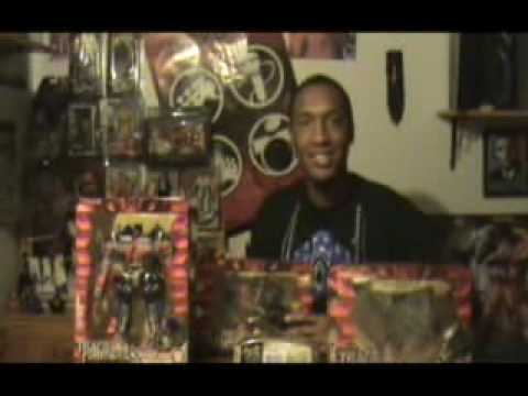 Transformers 2 Revenge Of The Fallen Action Figures Cool Nerdz Review