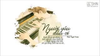 ► Lyrics | Thái Tuyết Trâm (Cover) | Người yêu dấu ơi (Ost Cầu vồng không sắc)