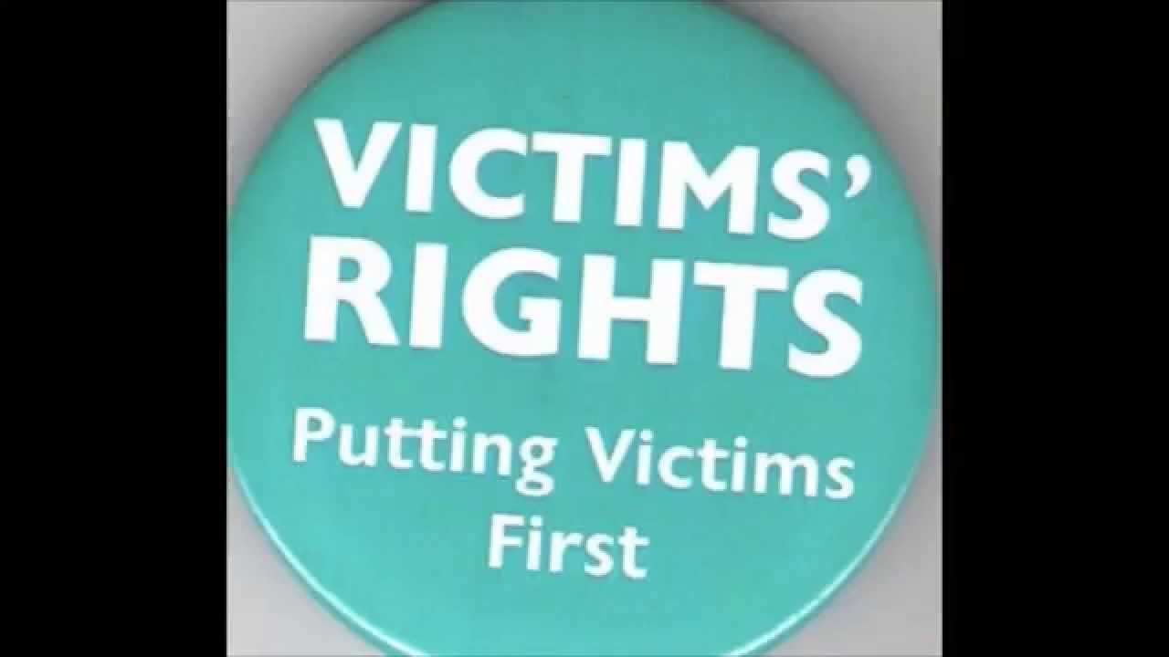 why are victims rights important