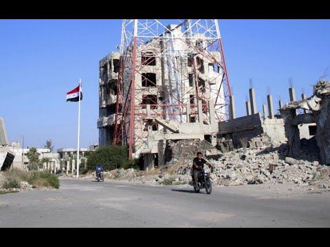 مقتل مدنيين بغارات على مدرسة تؤوي نازحي درعا بالقنيطرة | ستديو الآن  - نشر قبل 27 دقيقة