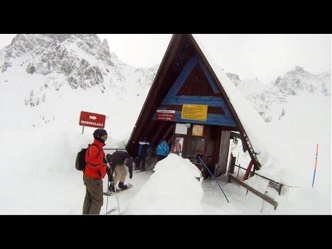 Arabba Marmolada Dolomiti Italy Италия Арабба-Мармолада Просто красота  Горные лыжи в Италии