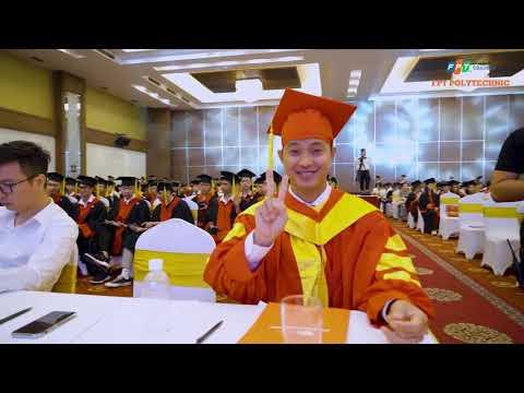 Tân cử nhân FPT Polytechnic Cần Thơ rạng rỡ trong Lễ tốt nghiệp, sẵn sàng chinh phục hành trình mới