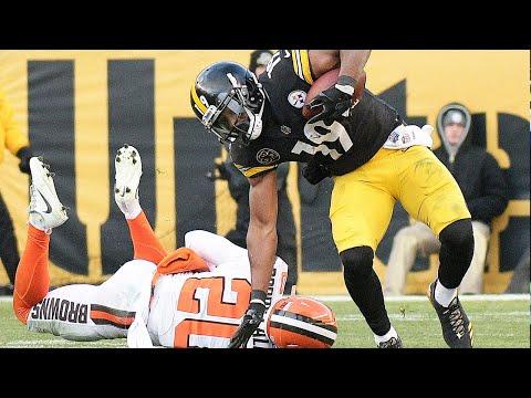 Browns vs. Steelers | NFL Week 17 Game Highlights