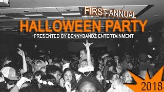 BennyBandz's First Annual Halloween Party Recap