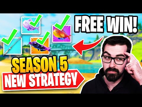 How to WIN in Season 5 | Insane New Strategy