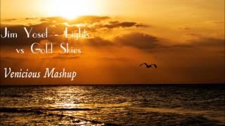 Jim Yosef - Lights vs Gold Skies (Venicious Mashup)