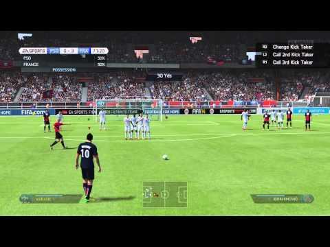 FIFA 14 AlmaZ gamer Vs UAE_7mood953
