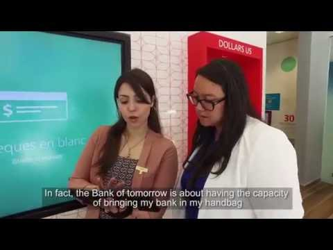 Scotiabank's new innovative, customer-focused branches