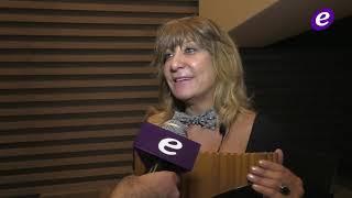 خاص بالفيديو- ماغي أبي اللمع مبدعة في حفل Flûte de Pan..أصالة وحب وحنين