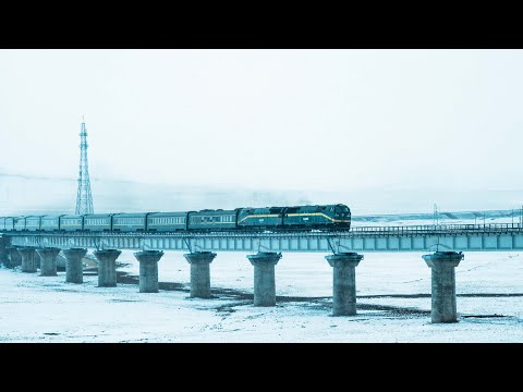 Engineering marvel: Qinghai-Tibet Railway