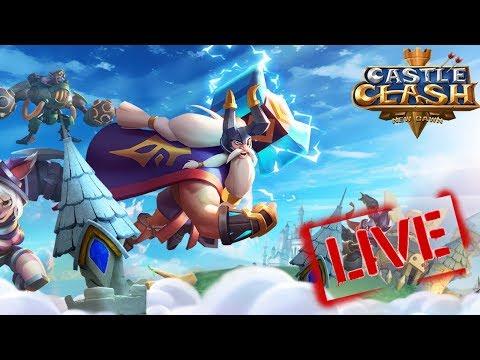 🔴 OMG Es Ist Da! (Castle Clash 2) | LIVE | Castle Clash: NEW DAWN 🔴