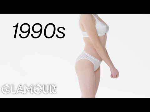100 Years of Shapewear | Glamour
