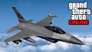 El Portaaviones. Hydra, Helicóptero Militar...  - Gameplay GTA 5 Online PS4 DLC Atracos a Bancos