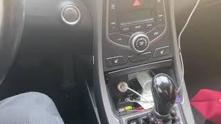 자동차 이중주차시 기어변속하는 방법