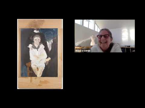 Monica Camin's Artist Talk On YouTube - Full Length