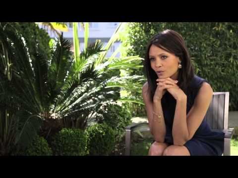 """Interview with actress Thandie Newton, on """"Rogue"""""""
