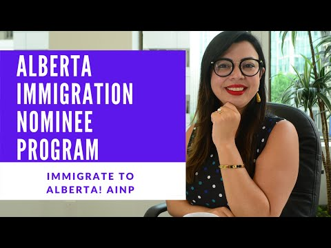 ALBERTA IMMIGRATION NOMINEE PROGRAM | IMMIGRATE TO CANADA TO THE PROVINCE OF ALBERTA
