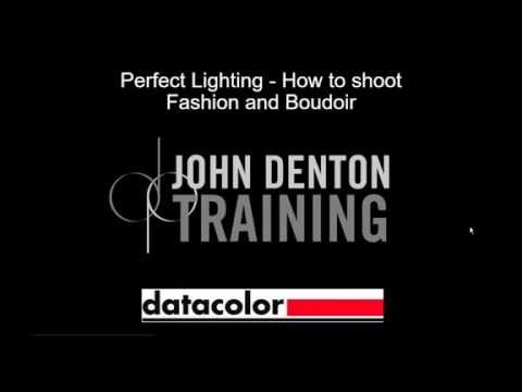 Perfect Lighting - How to shoot Fashion and Boudoir