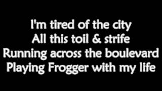 Watch Bad Religion Frogger video
