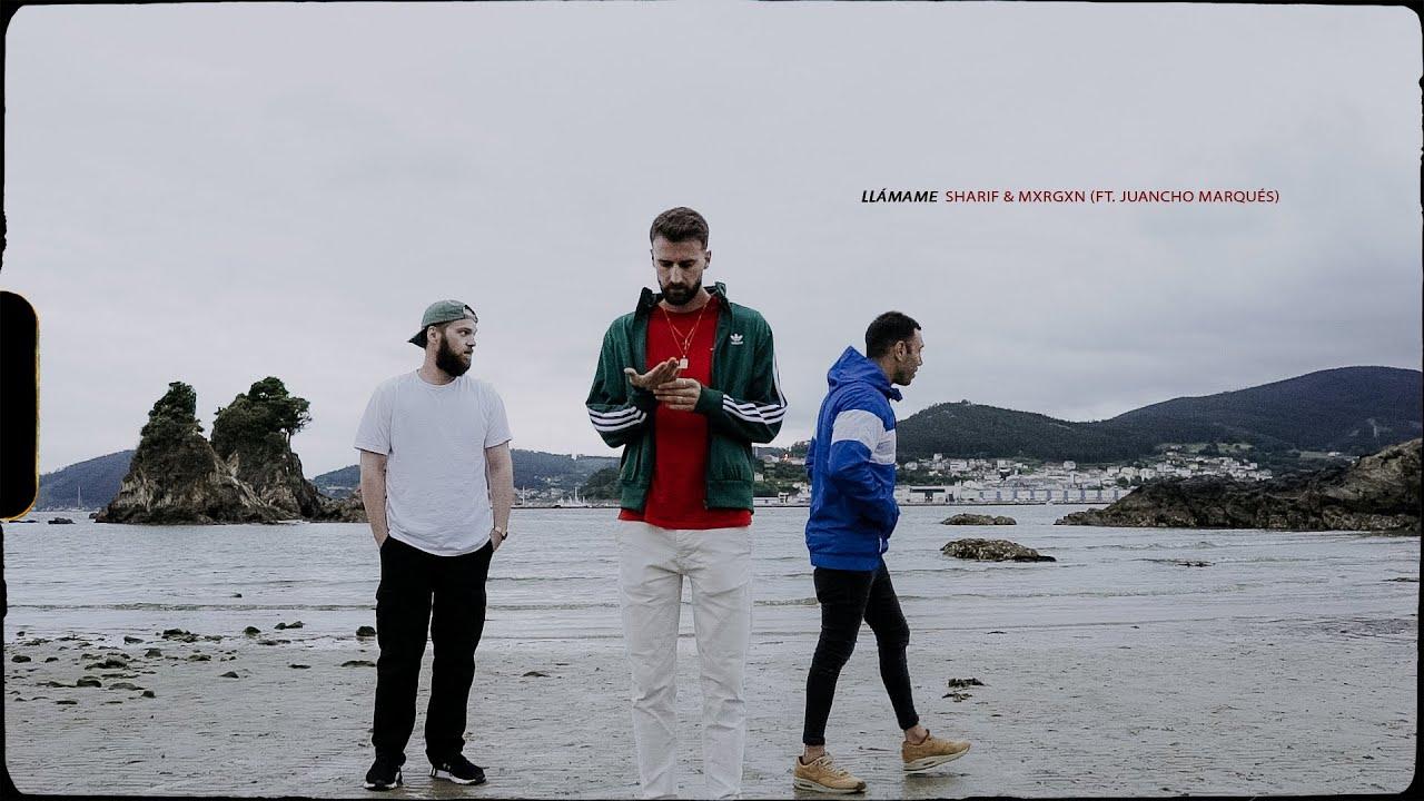 "SHARIF & MXRGXN (feat JUANCHO MARQUÉS) - ""LLÁMAME"" - MALAS COMPAÑÍAS Vol. 1"