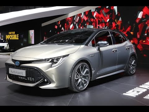 toyota auris 2019 corolla hatch saiba todos os detalhes youtube. Black Bedroom Furniture Sets. Home Design Ideas