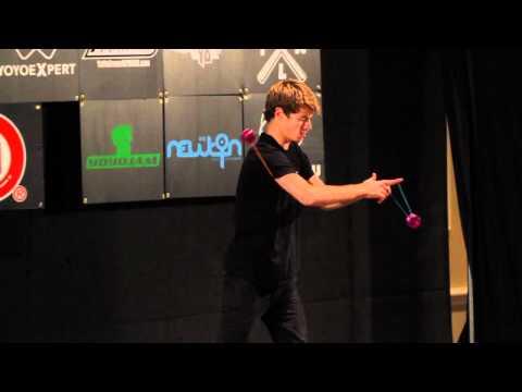 YoYoFactory Presents: Patrick Bogerding 3A World YoYo Contest 2011 (finals)