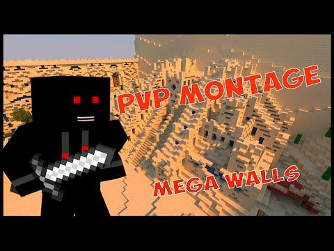 MONTAGE-PVP MEGA WALLS : ZOMBIE MAX OP # 2