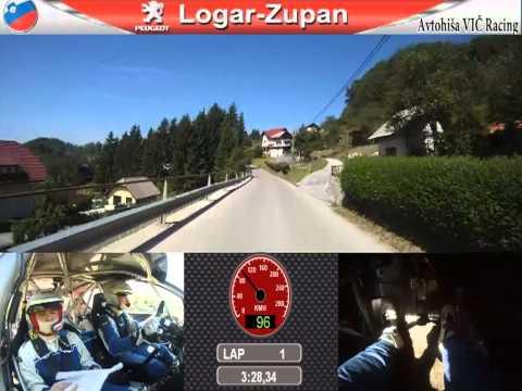 B-Logar-M.Zupan Rally Saturnus HP2 Hrastnik