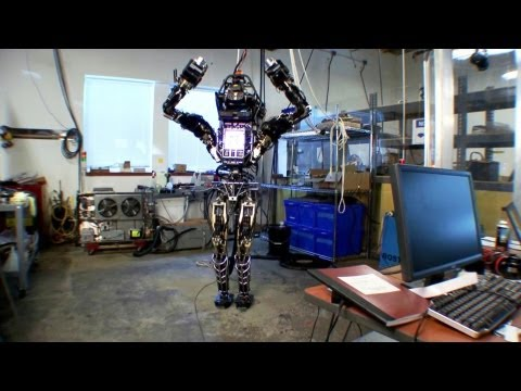 DARPA – Atlas Robot That Is Fully Functional Unveiled [1080p]