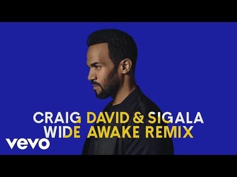 Craig David, Sigala - Ain't Giving Up (WiDE AWAKE Remix) [Audio]