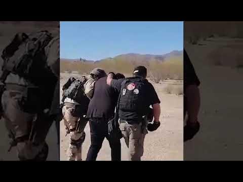 FGR, SEDENA y CNI detuvieron a 'El Chubeto' en Sonora