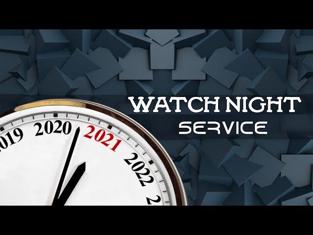 Watchnight 2020 | Online Experience  | Celebration Church
