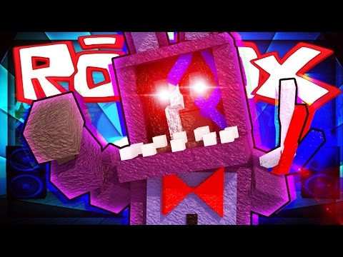 Five Nights at Roblox - WITHERED BONNIE! (ROBLOX FNAF Roleplay) #7