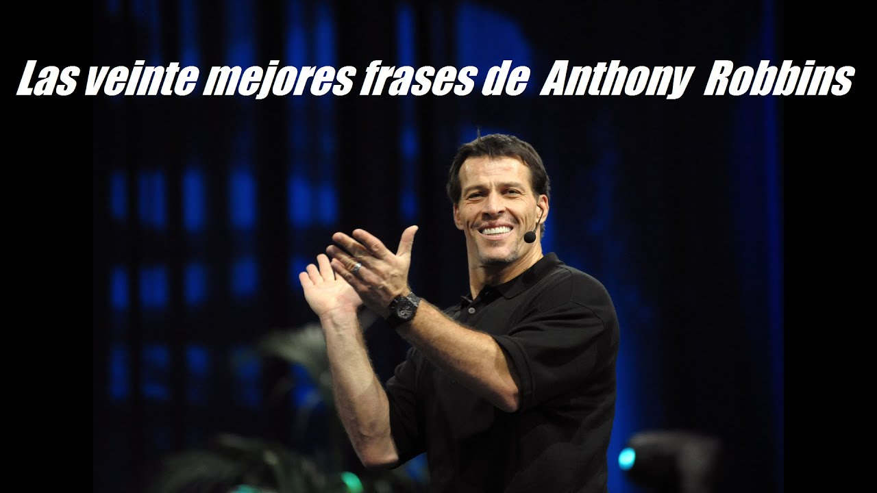 Youtube anthony robbins espanol