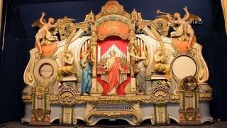 Ungarische Rhapsodie no 2 ~ Ruth Style 38 Concert Organ