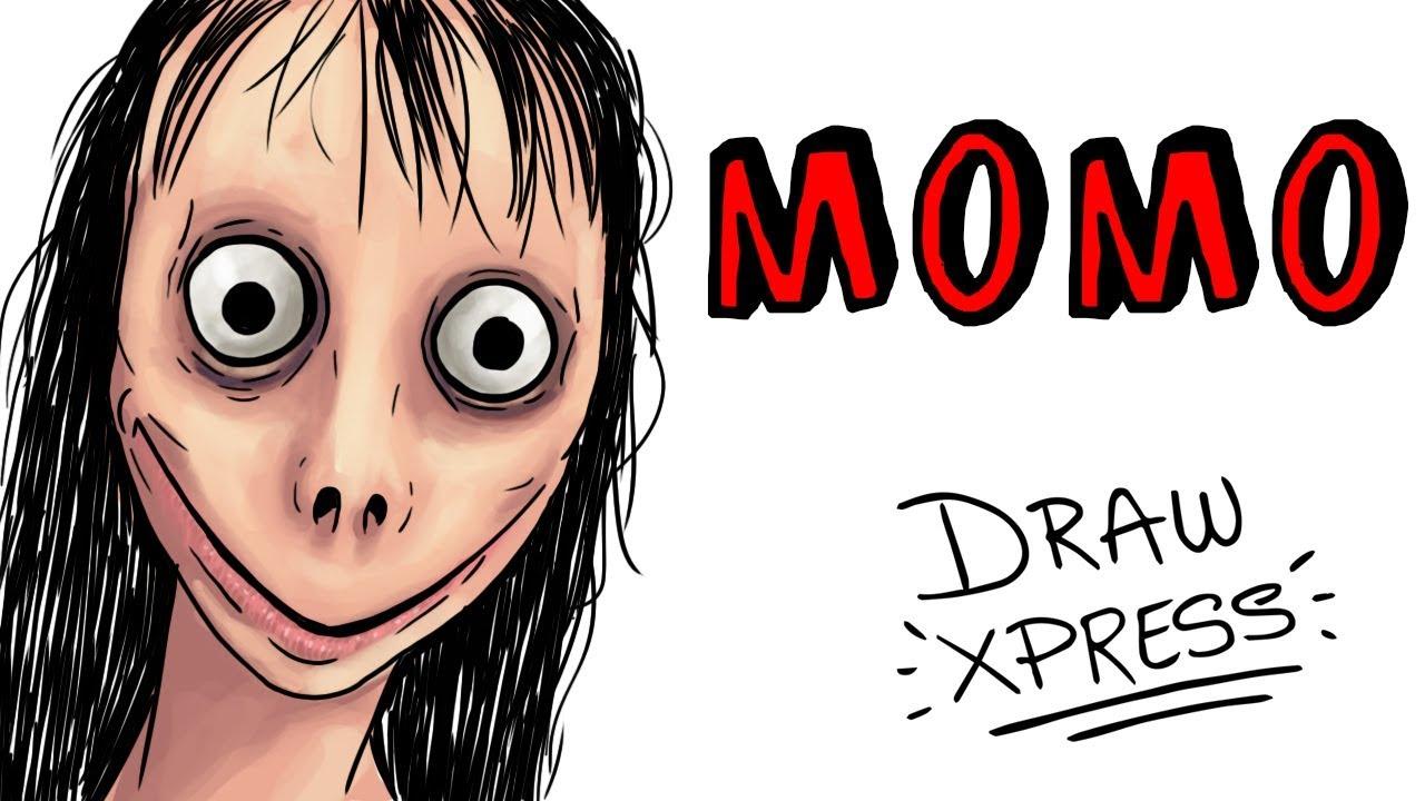 MOMO EL NÚMERO MALDITO | Draw My Life