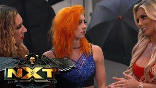 Mandy Rose takes Gigi Dolin & Jacy Jayne under her wing: WWE NXT, Aug. 24, 2021